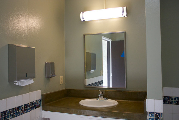 2011 Knollwood restroom renovation
